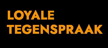 Loyale Tegenspraak logo